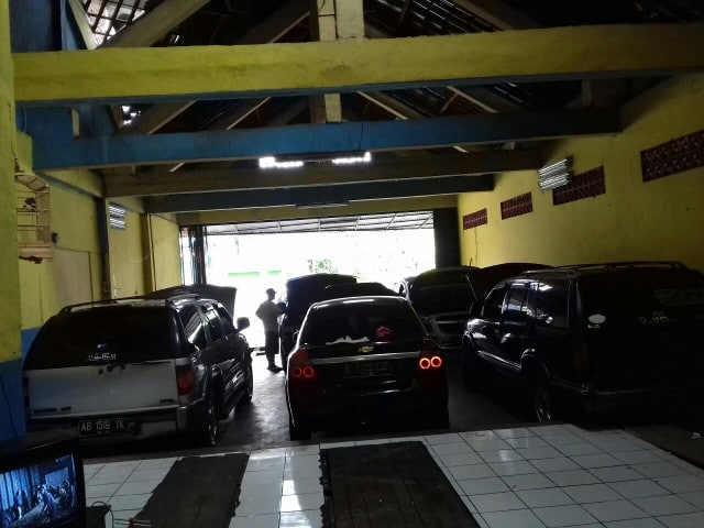 Tempat Service Chevrolet Yogyakarta